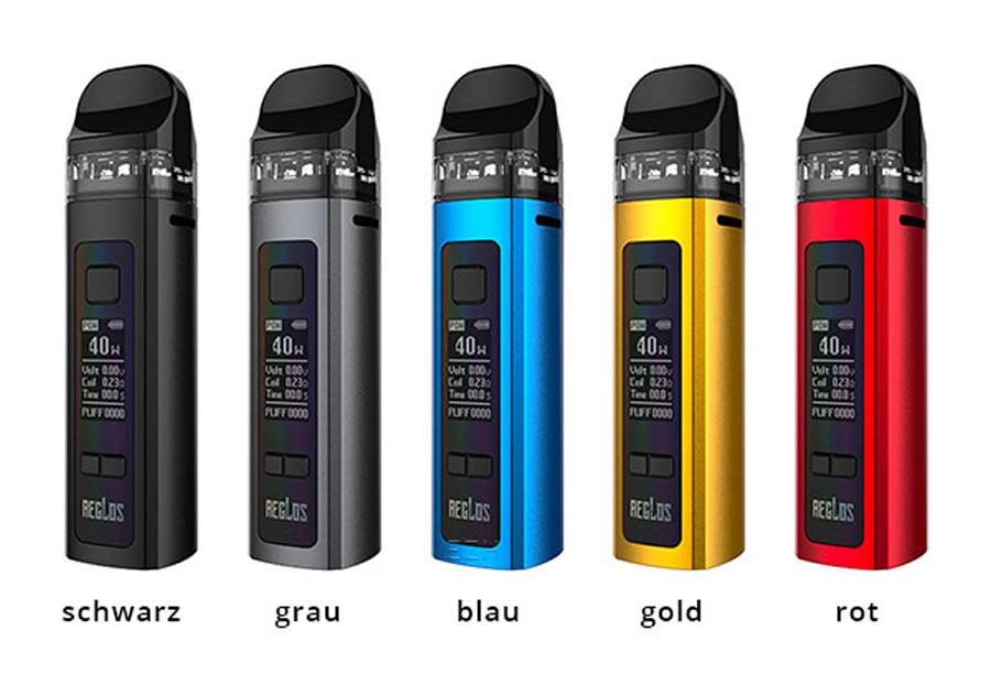 Uwell Aeglos e-zigarette