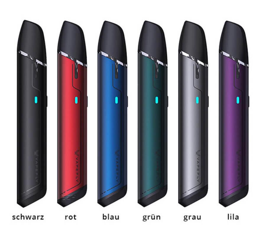 Vapefly Manners Pod E-Zigarette
