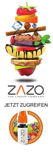 Zazo Liquid Angebot